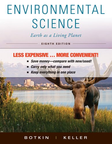 Environmental Science: Earth as a Living Planet: Daniel B. Botkin