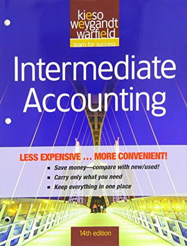 9780470917831: Intermediate Accounting