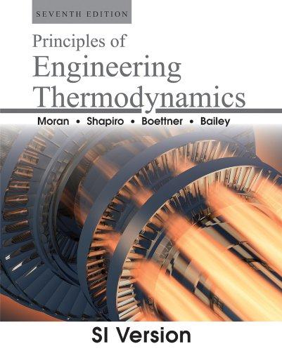 9780470918012: Principles of Engineering Thermodynamics