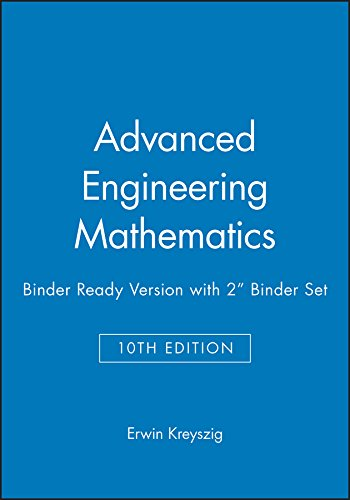 "9780470918944: Advanced Engineering Mathematics 10th Edition Binder Ready Version with 2"" Binder Set"