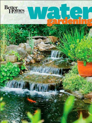 9780470919170: Better Homes and Gardens Water Gardening (Better Homes and Gardens Gardening)