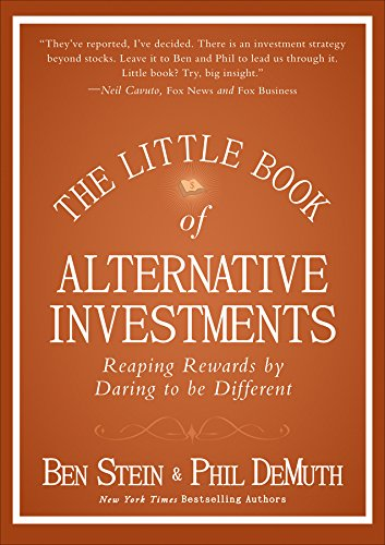9780470920046: The Little Book of Alternative Investments: Reaping Rewards by Daring to be Different