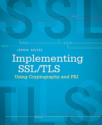 9780470920411: Implementing SSL/TLS Using Cryptography and PKI