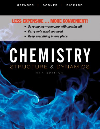 CHEMISTRY:STRUCTURE+DYNAMICS(LOOSELEAF)