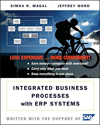 9780470920947: Integrated Business Processes with ERP Systems, Binder Ready Version
