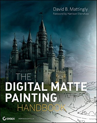 9780470922422: The Digital Matte Painting Handbook