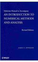 9780470922484: An Introduction to Numerical Methods and Analysis