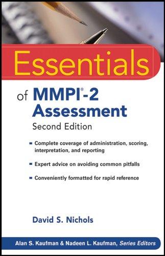 9780470923238: Essentials of MMPI-2 Assessment