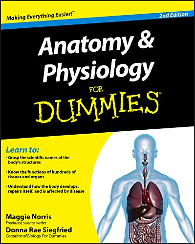 9780470923269: Anatomy & Physiology for Dummies (For Dummies (Math & Science))