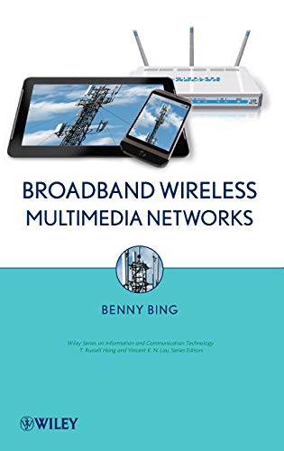 9780470923542: Broadband Wireless Multimedia Networks (Wiley Series on Information and Communication Technology)