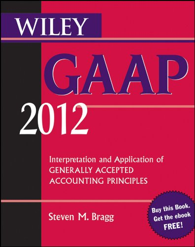9780470923962: Wiley GAAP 2012: Interpretation and Application of Generally Accepted Accounting Principles