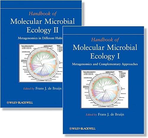 9780470924181: Handbook of Molecular Microbial Ecology, Set