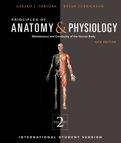 9780470924297: Principles of Anatomy and Physiology (Principles of Anatomy & Physiology: Maintenance and Continuity of the Human Body, Volume 2, 2)