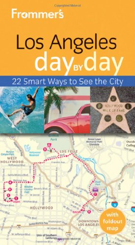 9780470926116: Frommer's Los Angeles Day by Day (Frommer's Day by Day - Pocket)
