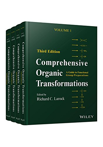 9780470927953: Comprehensive Organic Transformations, 4 Volume Set: A Guide to Functional Group Preparations