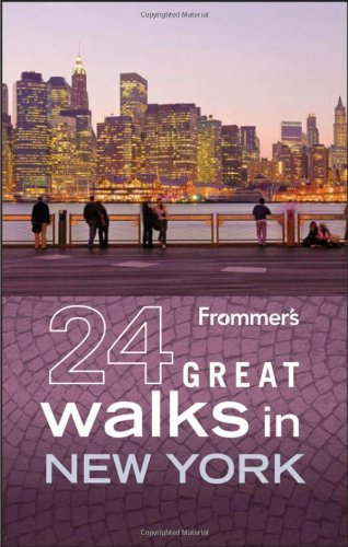 9780470928158: Frommer's 24 Great Walks in New York