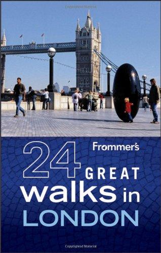 9780470928189: Frommer's 24 Great Walks in London