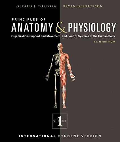 9780470929186: Principles of Anatomy and Physiology, 13th Edition, 2-Volume Set, Internati