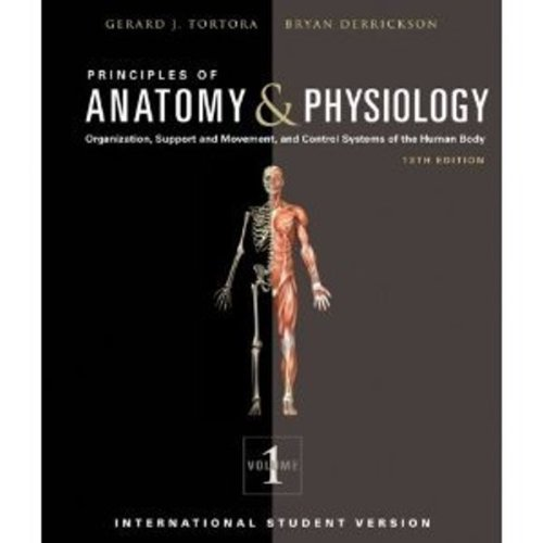 9780470929186: Principles Of Anatomy And Physiology 13Ed 2 Vol. Set