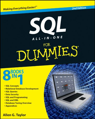 9780470929964: SQL All-in-One for Dummies