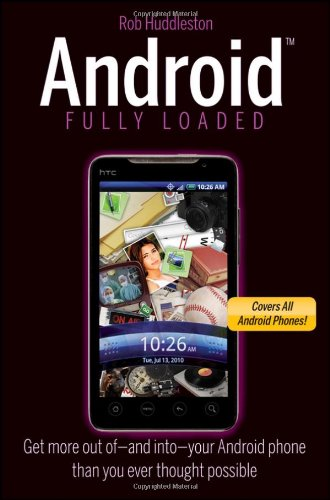 9780470930021: Android Fully Loaded