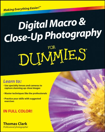 9780470930632: Digital Macro and Close-Up Photography For Dummies