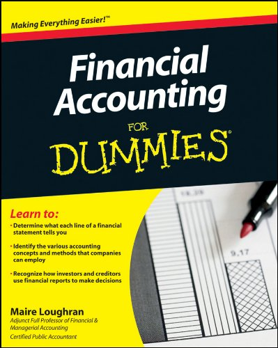 9780470930656: Financial Accounting FD. (For Dummies)