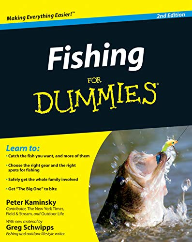 9780470930687: Fishing for Dummies