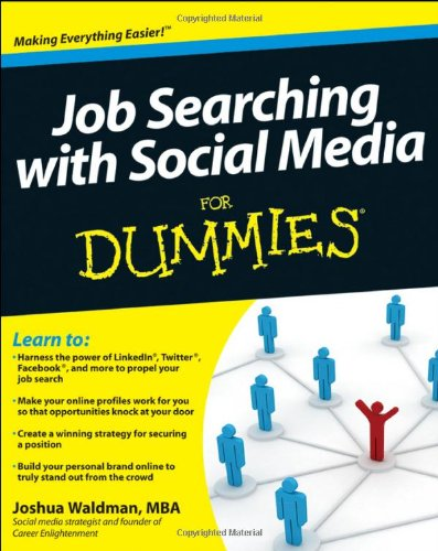 9780470930724: Job Searching with Social Media For Dummies