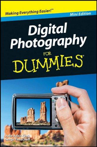 9780470931332: Digital Photography for Dummies-Mini Edition