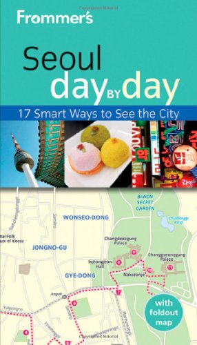 9780470931448: Frommer's Seoul Day by Day (Frommer's Day by Day - Pocket)