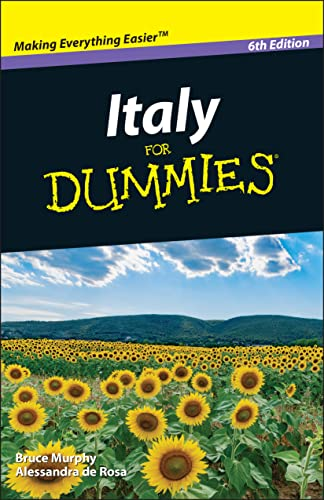 9780470931455: Italy For Dummies