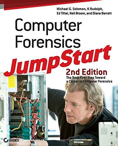 9780470931660: Computer Forensics JumpStart