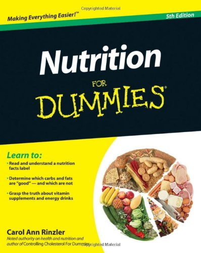 9780470932315: Nutrition For Dummies