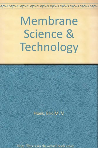 9780470932940: Introduction to Membrane Science and Technology