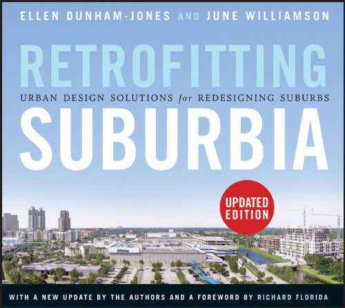 9780470934326: Retrofitting Suburbia, Updated Edition: Urban Design Solutions for Redesigning Suburbs