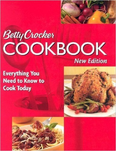 9780470935040: Betty Crocker New Edition Hardcover Cookbook