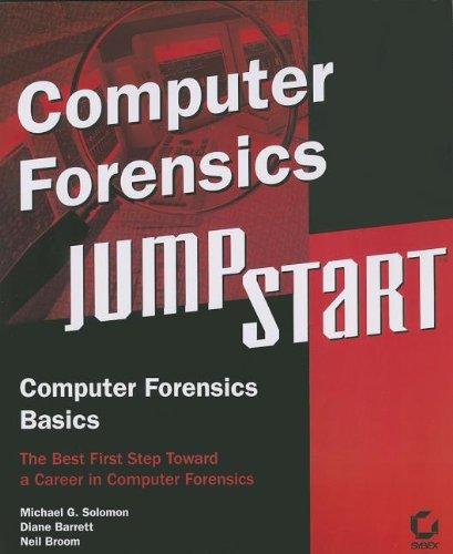 9780470936122: Computer Forensics DVD ITT 3rd Edition with Computer Forensic Jumpstart Set