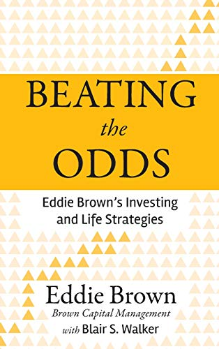 9780470936627: Beating the Odds: Eddie Brown's Investing and Life Strategies