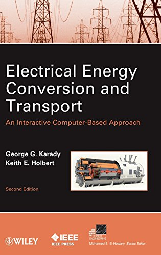 9780470936993: Electrical Energy Conversion and Transport: An Interactive Computer-Based Approach