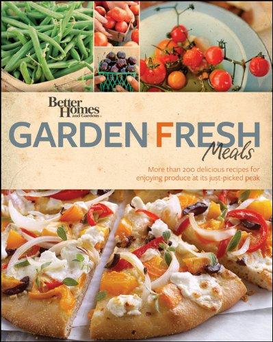 9780470937501: Better Homes and Gardens Garden Fresh Meals (Better Homes and Gardens Cooking)
