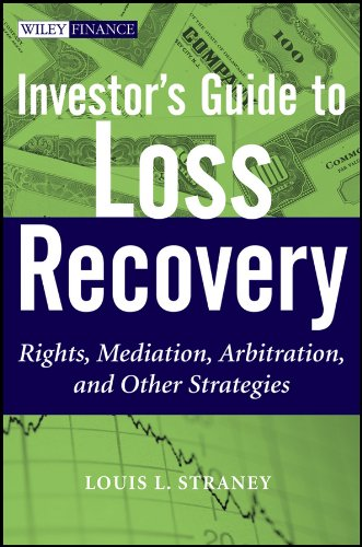 9780470937624: Investor's Guide to Loss Recovery: Rights, Mediation, Arbitration, and other Strategies