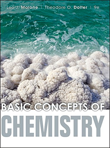 9780470938454: Basic Concepts of Chemistry