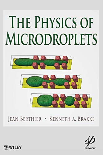9780470938805: The Physics of Microdroplets