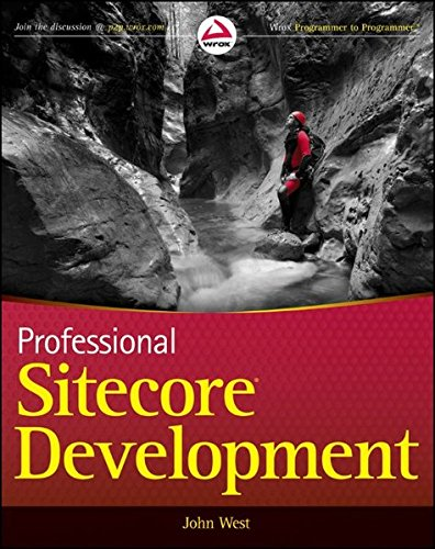 9780470939017: Professional Sitecore Development