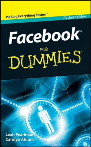 9780470940396: Facebook for Dummies (Pocket Edition)
