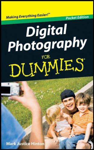9780470940402: Digital Photography for Dummies - Pocket Edition