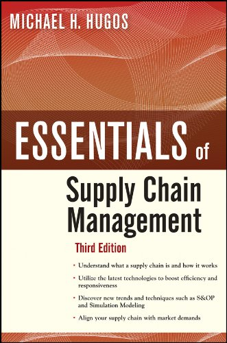 9780470942185: Essentials of Supply Chain Management (Essentials Series)