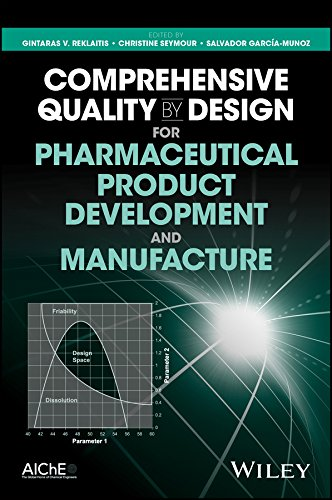 9780470942376: Comprehensive Quality by Design for Pharmaceutical Product Development and Manufacture