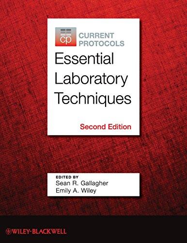 9780470942413: Current Protocols Essential Laboratory Techniques